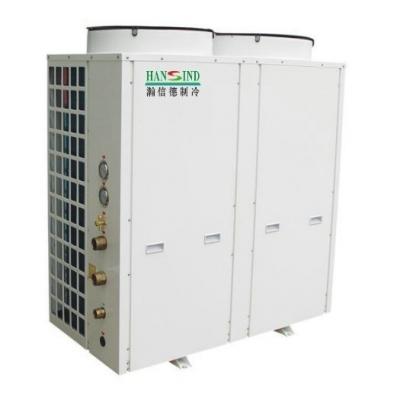 循环式空气能热泵热水器